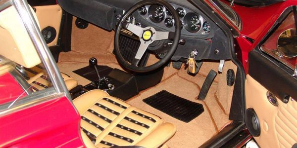Car & Vehicle Upholsterers in Sudbury, Suffolk, Coverite Upholstery