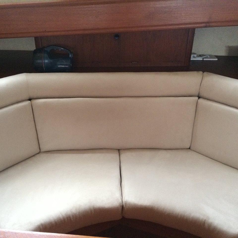 Marine Upholstery Sudbury Suffolk