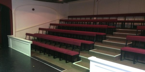 Wolsley Theatre Ipswich by Coverite Upholstery