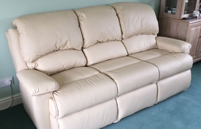 Leather Furniture Upholstery Specialist, Sudbury, Suffolk, Essex