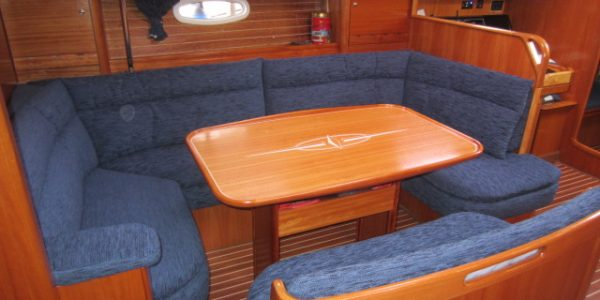 2005 Bavaria 42C - Marine Upholstery Sudbury Suffolk
