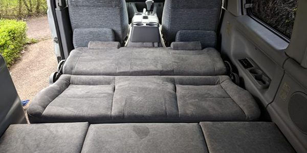 Mazda Bongo Renovation