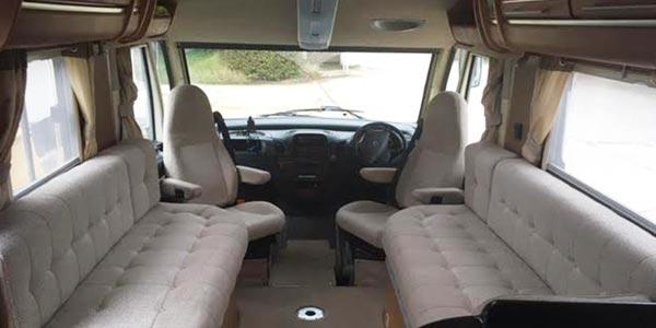 Caravan Motorhome Upholsterers, Sudbury, Suffolk