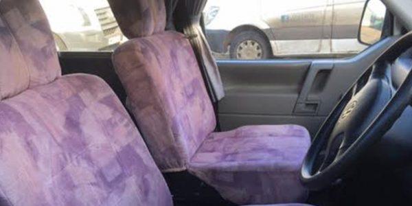 VW T4 - Upholstery